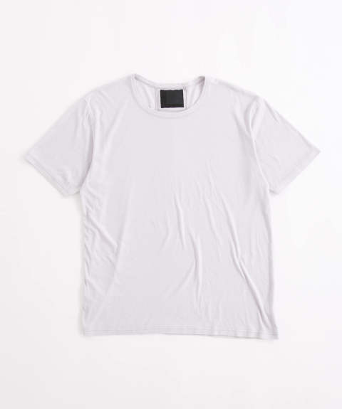 U-NECK T / 強撚スムース OR201-2772 OURET